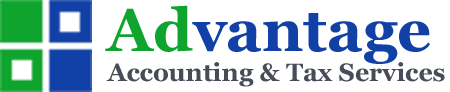 Advantage Accounting Retina Logo